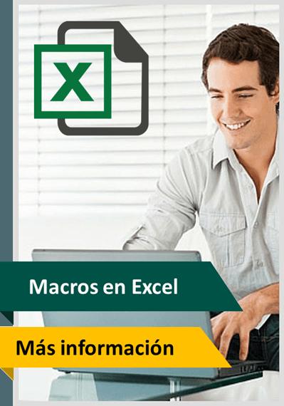 curso de macros mexicali, tijuana, guadalajara, monterrey