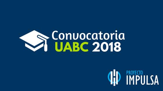 convocatoria uabc 2018 2019