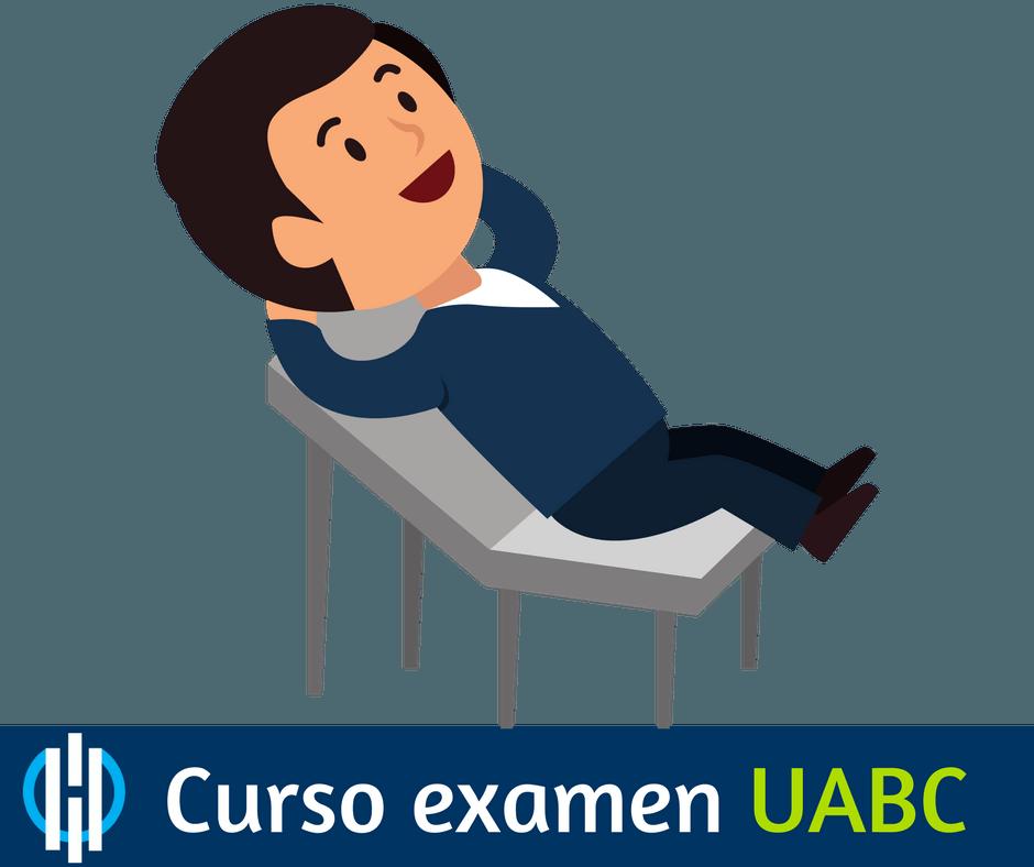 relajate antes del examen de ingreso a uabc