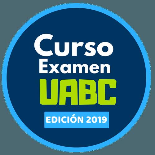 curso examen uabc